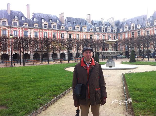 Place des Vosges París