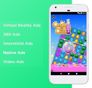 Monetización Aplicaciones móviles - StartApp