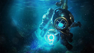 Download Script Skin Cyclops - Deep Sea Rescuer (Mobile Legend)