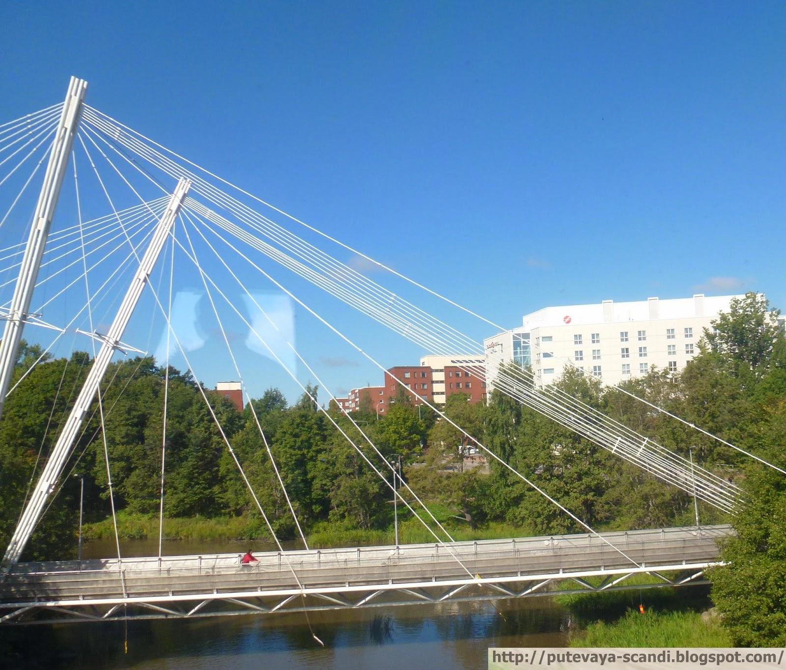 финский мостик