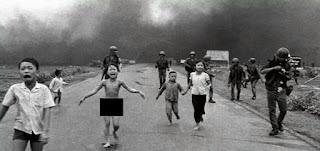 صورة فان ثي كيم فوك – فتاة النابالم