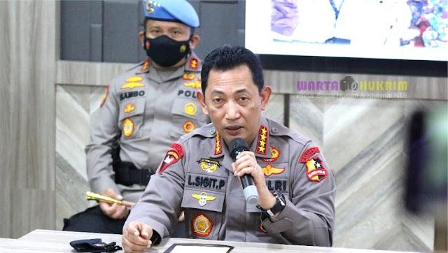 Pasca Bom Bunuh Diri di Makassar, Polri Amankan 13 Terduga Teroris di Jakarta, Makassar dan NTB