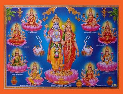 IMAGE OF GOD VISHNU