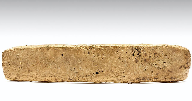 The story of a Massive Gold Bar Discovered in 1981