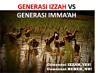 GENERASI IZZAH VS GENERASI BEBEK | Download PowerPoint