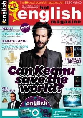 Hot English Magazine - Number 86
