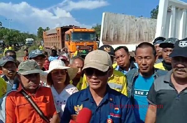 Kepala Perwakilan Ombudsman Kalteng Tengahi Polemik Di Bartim