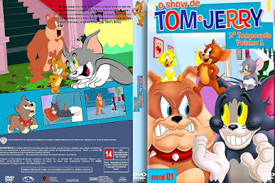 O show do Tom e Jerry