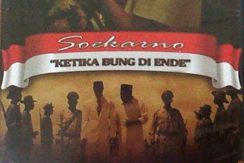 Poster film Ketika Bung Di Ende