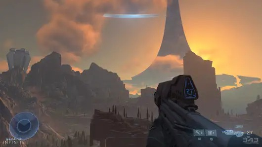 Juego Halo Infinite, modo campaña