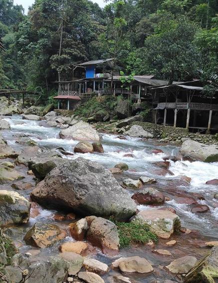 Pemandian Air Panas Ciparay