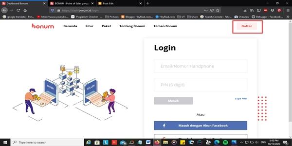 Bonum POS, Aplikasi Kasir Online Yang Cocok Buat Usaha Kamu
