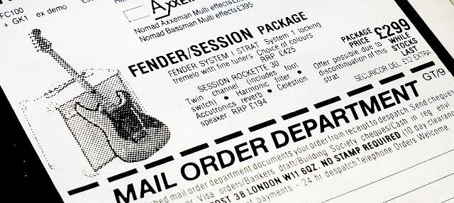 Fender Session deal