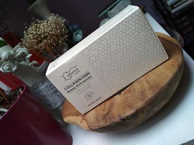 kvitok Collagen 5000 (Beauty drink booster) zelené jablko