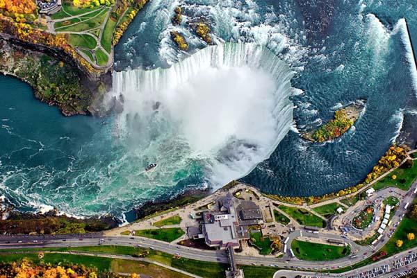شلالات نياجرا (كندا)