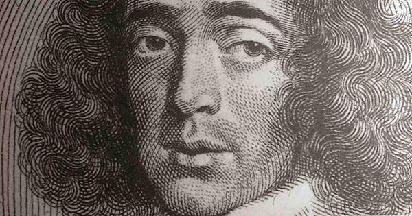 100 frases célebres de Baruch Spinoza