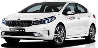 Kia Cerato mẫu Sedan bán chạy nhất