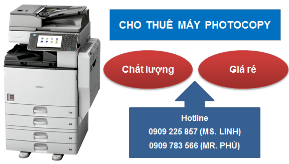 máy photocopy giá rẻ