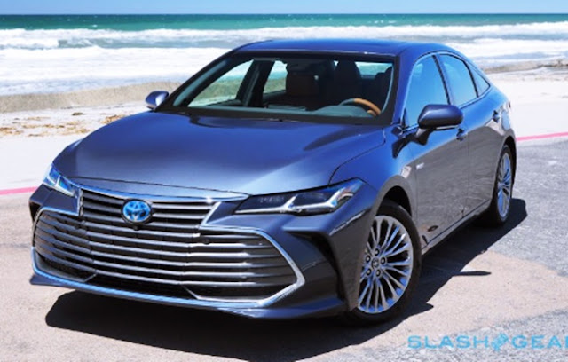 2019 Toyota Avalon Redesign, Release Date