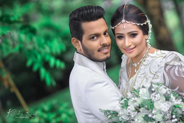 TV Derana Dream Star Udesh Indula Wedding Moments 1