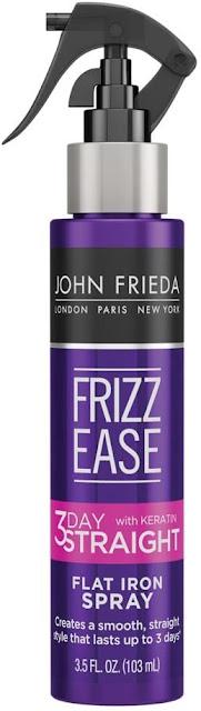 John Frieda Frizz Ease 3-day Flat Iron Spray Block Out Frizz