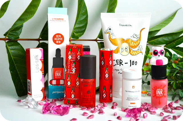 sponsored package jolse korean cosmetics