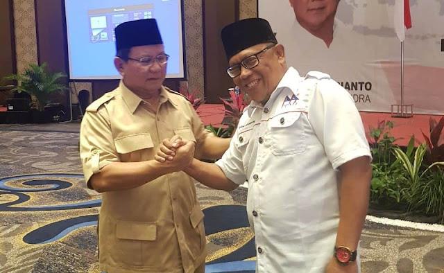 Eggi Sudjana: Prabowo Tidak Salah, Jokowi Mesti Kirim Tentara Perangi Israel