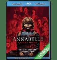 ANNABELLE 3: VIENE A CASA (2019) 1080P HD MKV ESPAÑOL LATINO