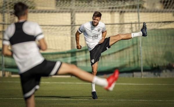 Málaga, llegada y recuperación en la Federación