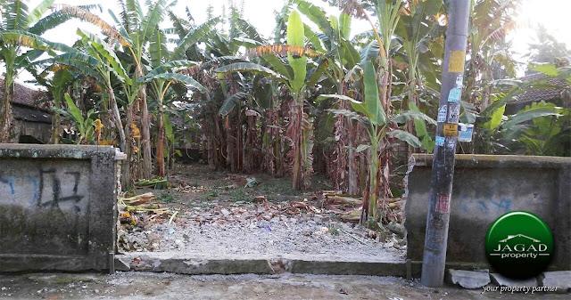 Tanah Kavling dekat Lapangan Jambidan jalan Pleret