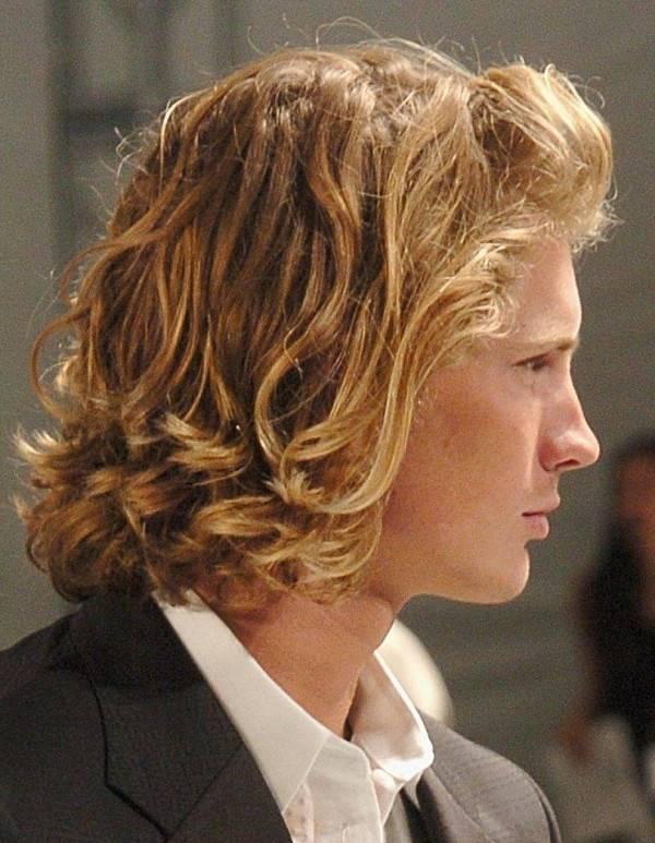 Men Long Hair 5