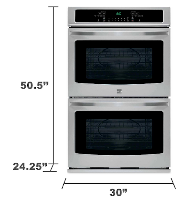 Sears Kenmore Double Convection Oven :: OrganizingMadeFun.com