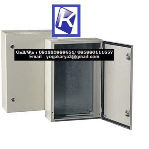 Jual Box Panel Listrik Tibox Besi 40x60x20 di Jakarta