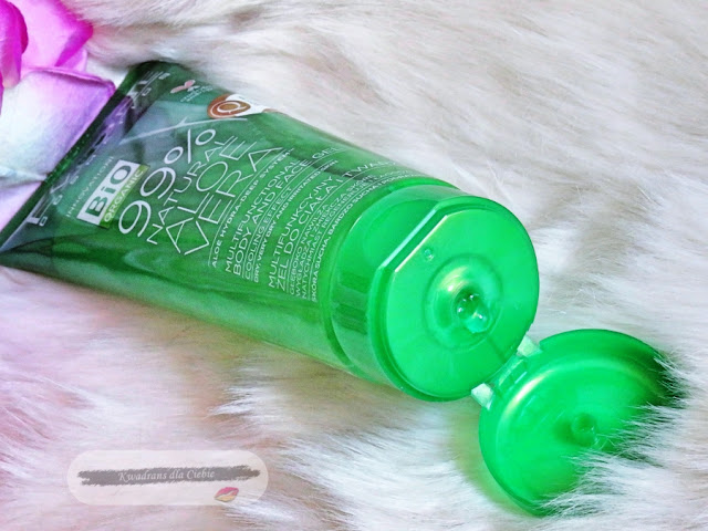 eveline cosmetics żel aloesowy, Multifunkcyjny żel do ciała i twarzy Aloes 99% Eveline, aloes właściwości, żel aloesowy, żel aloesowy zastosowanie
