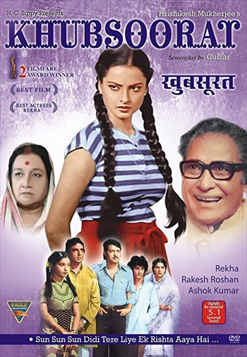 Khubsoorat 1980 Hindi Bluray Movie Download
