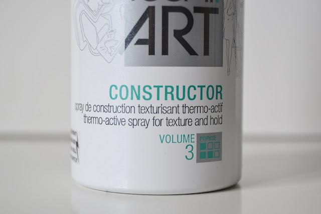 L'Oreal Professionnel Tecni Art Constructor