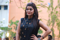 Actress Yamini Bhaskar in a Tight Black Sleeveless Dress ~  Exclusive 20.JPG