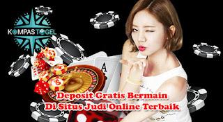 Deposit Gratis Bermain Di Situs Judi Online Terbaik