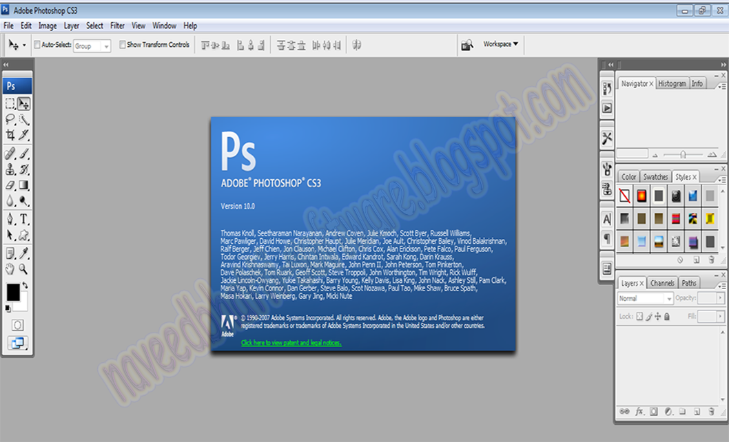 photoshop 07 free download