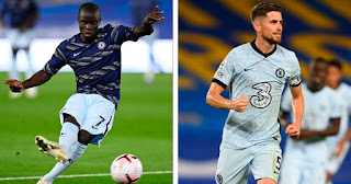 Kante and Jorginho proves how important they still are to Chelsea with nice performance vs Brighton