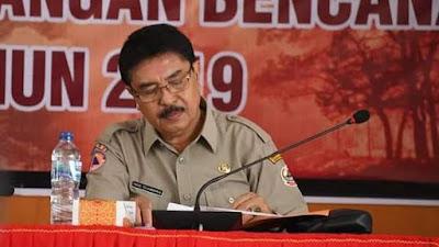 Walikota Didesak Copot Kepala BPBD Gunungsitoli. Ketua Kawani : Lambat Kerja.!