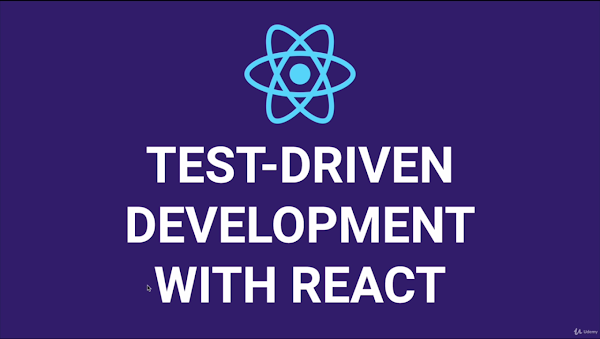 Coupon Gratis : Test-Driven Development with React - Dalam Belajar