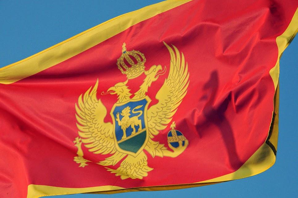 Crnogorski Registar plovila Zastava