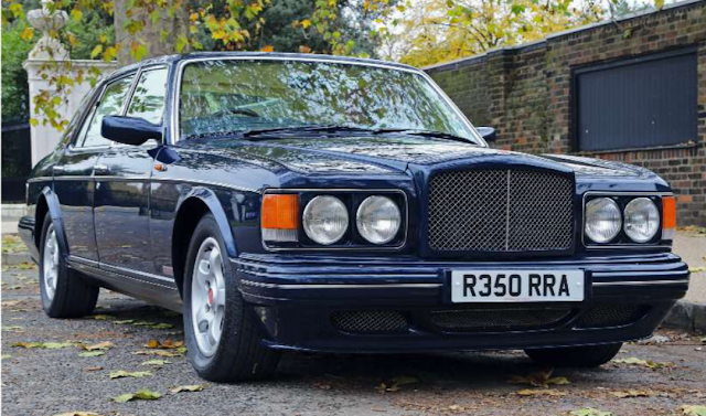 THE BENTLEY TURBO RT
