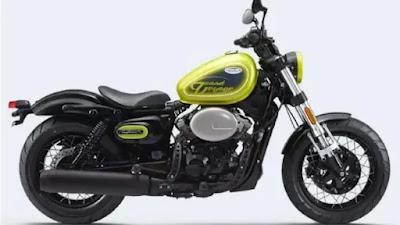Hyosung GV300S Mirip Harley Davidson Mesin 300 cc V-Twin, Sangar dan Kekar Brow