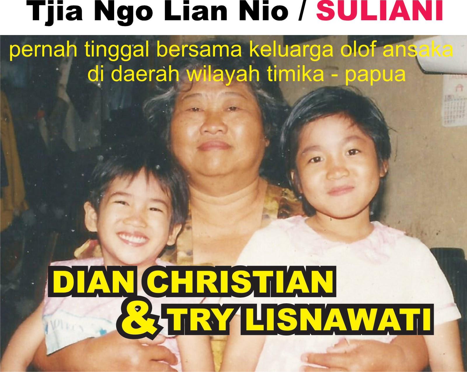 Anak hilang, Penculikan, E-KTP Ganda / ASPAL, Istri kabur, Ipar yg jahat, Timika, Surabaya
