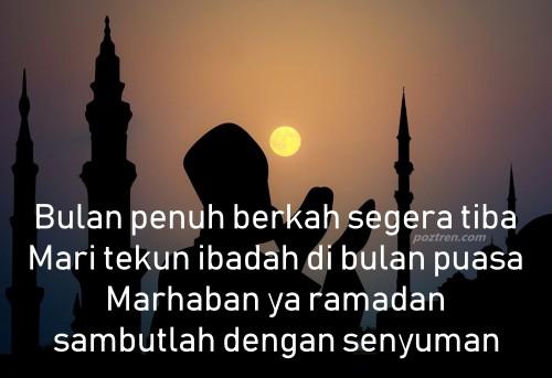 Kata Mutiara Ucapan Selamat Menyambut Bulan Suci Ramadhan 1441 H 2020
