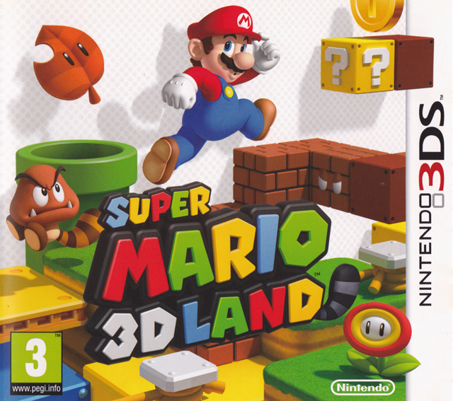 descargar Super Mario 3D Land