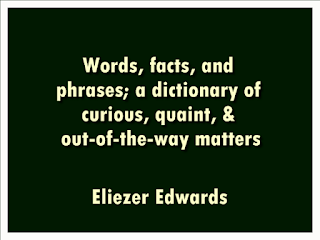 Words, facts, and phrases; a dictionary