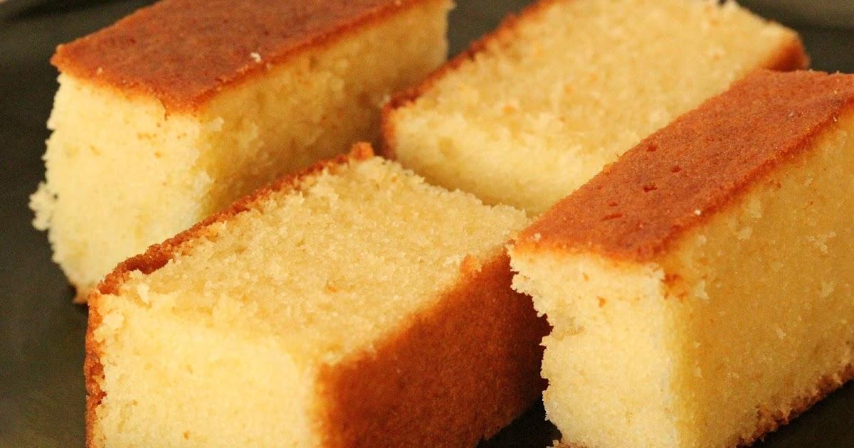 Super Moist Yellow Cake Mix Recipe